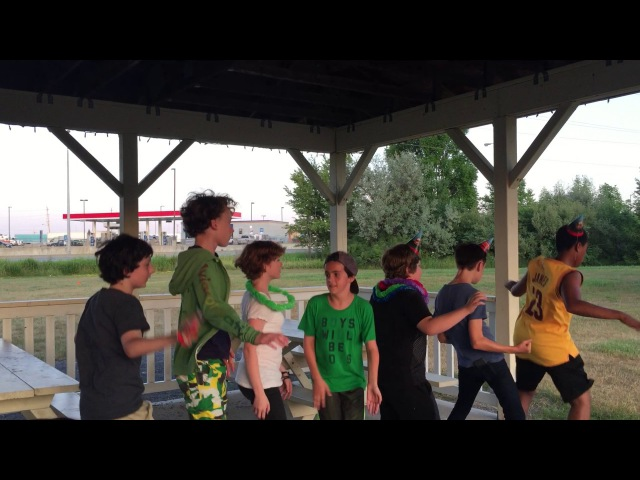 The Losers Club Dancing Again