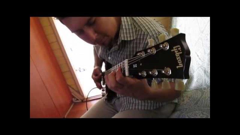 Gibson sg special vs Staroff 720p