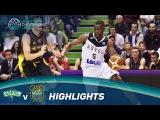 ASVEL  v Iberostar Tenerife - Highlights - Quarter-Final - Basketball Champions League