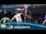 Banvit v MHP RIESEN Ludwigsburg - Highlights - Quarter-Final - Basketball Champions League