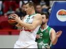 Turkish Airlines EuroLeague Round 26 MVP Paulius Jankunas Zalgiris Kaunas