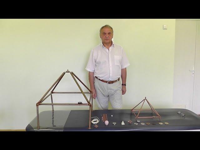 Каркасная пирамида НИКО-ПОЛ микро МВ.