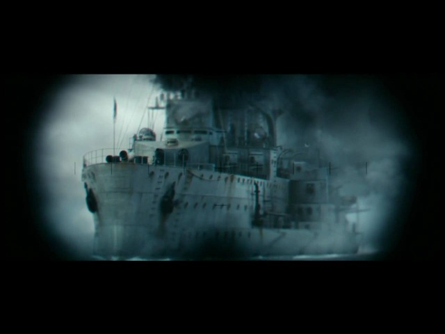 Ships Battle/Duel (in HD) - Russian Empire vs Germany, World War I, movie Admiral Адмиралъ