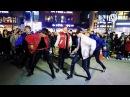 EXO 으르렁 Growl Monster Dance cover Busking in Hongdae