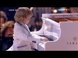 Евгений Крылатов (рояль), Вахтанг (битбокс, рэп), Елисей Мысин (рояль) - Снежинка
