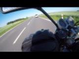 Easy rider (Honda CBF 250, Honda VT 500) - GoPro Hero 4 #17