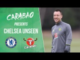 CHELSEA UNSEEN Gerrard visits John Terry, Cahill bottleflips and Zouma trips Costa