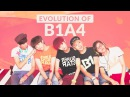THE EVOLUTION OF B1A4 DISCOGRAPHY 2011 2017