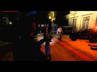 RESIDENT EVIL 2 REBORN - Gameplay Trailer Unreal Engine 4 (InvaderGames, July 2015) - PART 1/2