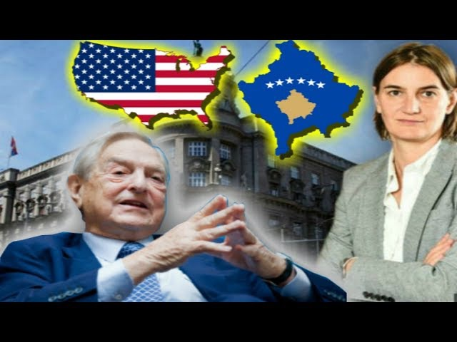 SRBIJA ĆE SE TEK ŠOKIRATI - Nakon što prizna Kosovo, Ana Brnabić će pobeći kod Soroša!