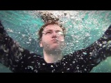 Unterwasser-Dreh Musical AG Jever