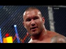 Hell in a cell john cena vs randy orton highlights