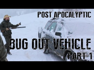 Building A Bug Out Vehicle - Part 1 - THE REVEAL