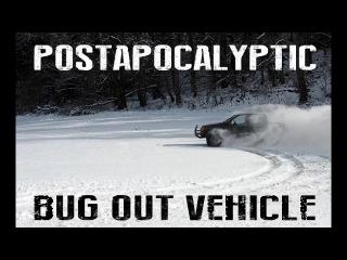 Post Apocalyptic Bug Out Vehicle - OffTheGarage