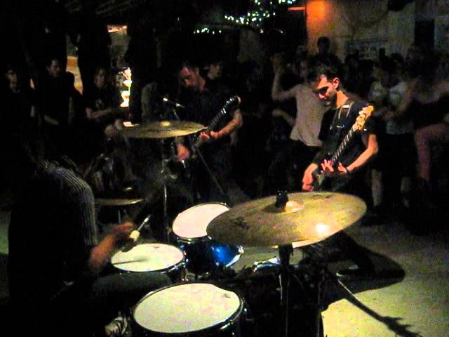 LOMA PRIETA - The Drummer Destroys My Face (Silhouettes and Punxx'nup)