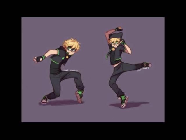 Леди Баг и Супер Кот танцы (2 часть)