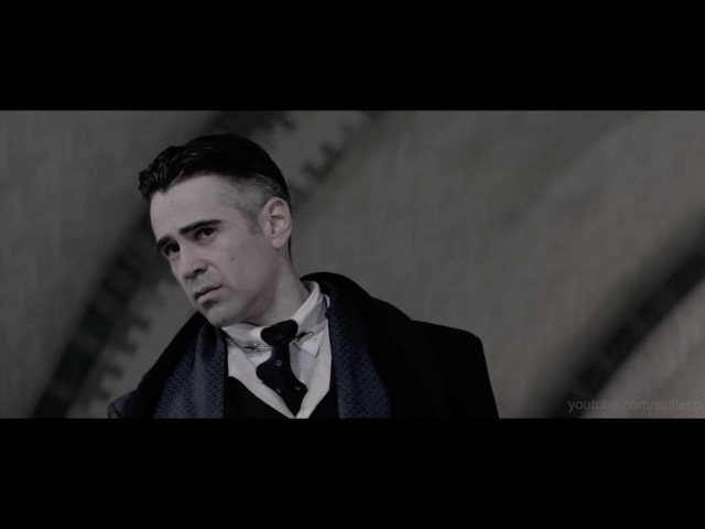 The Monster You Made Me - Percival Graves / Credence Barebone (Gradence)