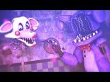 [SFM FNAF] Bonnie x Mangle Faded By Alan Walker
