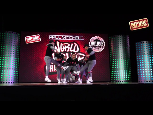 TLXWC - USA World 1st Place Champions - Hip Hop International 2017