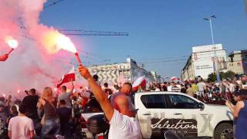 Godzina W 73 Rocznica Powstania Warszawskiego 2017 Warszawa