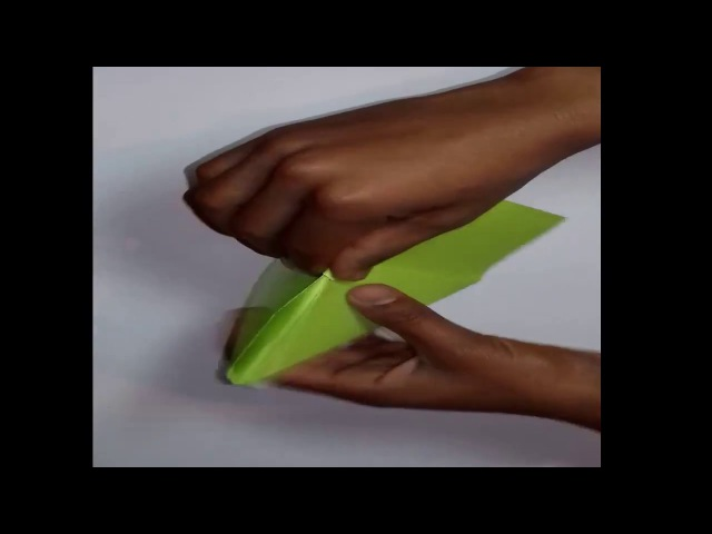How to make a Paper Airplane   How to fold the world record paper airplane