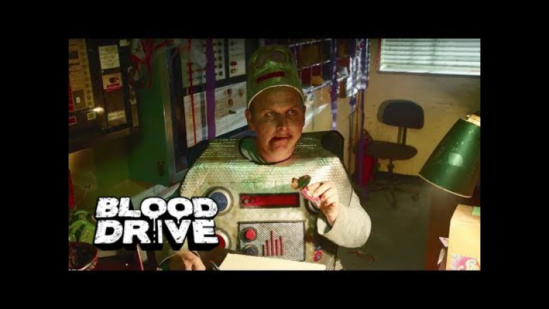 Кровавая гонка (Blood Drive) - 4 серия (Отрывок)