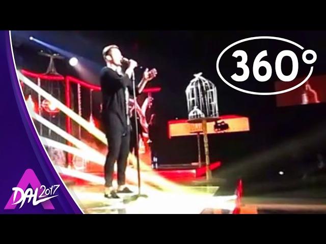 Szabó Ádám: Together - A Dal 2017 (Multicam 360° videó)
