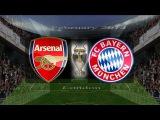FIFA 17 Arsenal VS FC Bayern M