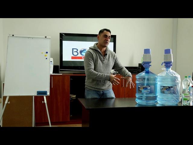 Как правильно пить воду и почему ( Полная версия )