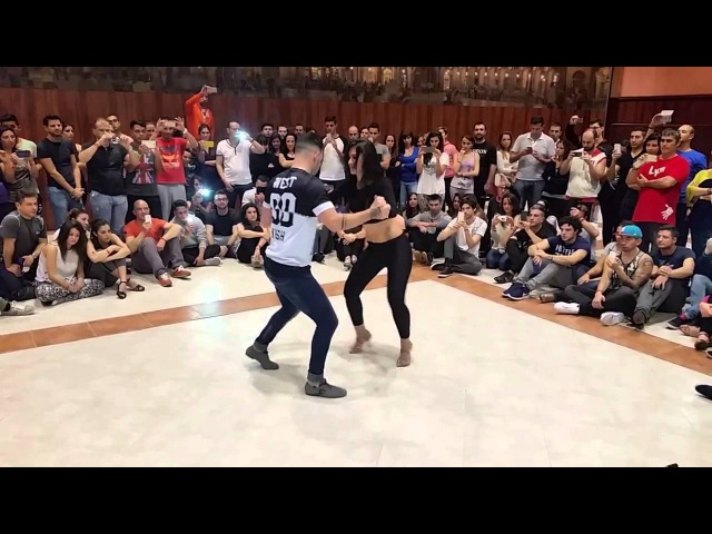 James Vincent McMorrow - Cavalier - Sanchez Daniel y Guidonet Desiree - Bachata - 2015