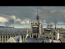 Reconstitution 3D de la Sainte-Chapelle et du palais royal de la Cité au XIVème siècle