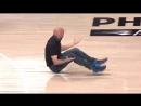 Эффектный бросок баскетбольного фаната » Триникси