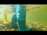 KidORCA Rain Boots - Underwater Challenge