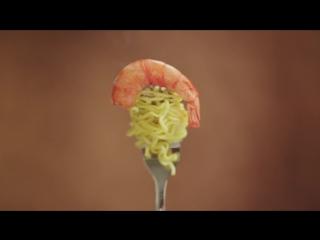 Mivina со вкусом креветки!