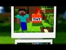 КТО ТВОЙ ПАПОЧКА_- Майнкрафт Рэп Клип _ Minecraft Parody Song of Floridas My Ho