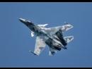 Крутой обман зрения смотреть до конца Что творит пилот СУ-37! Экстремально низкий полет и падение...