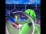 Видео, доказывающее, что гол Гризманна Реалу с пенальти не стоило засчитывать