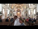 Базилика в стиле рококо. Бирнау, Баден-Вюртемберг, Германия