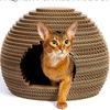 Когтеточки для кошек из картона Cat Home ®