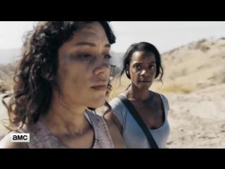 Бойтесь Ходячих Мертвецов: Переход, 1 часть [ LostFilm ]