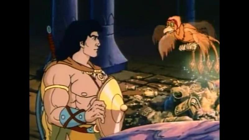 Конан: Искатель Приключений (1993) [s02e27 - Son of Atlantis]