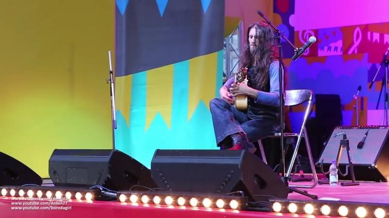 Estas Tonne. Live Moscow 2014