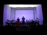 Сводный оркестр Чайковского музыкального училища-Б.Мокроусов.Одинокая гармонь