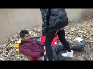 Китаецы ебутся видео