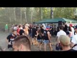 Boyscout fest 2015 The Poseurs