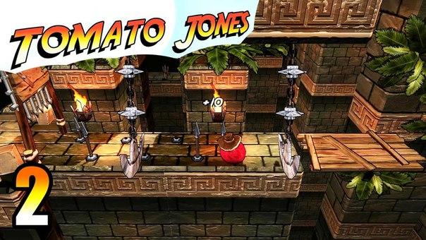 Tomato Jones 2 (Часть 1)