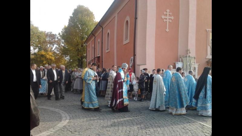 15-ть років священства отця протоієрея Михайла Тернинка