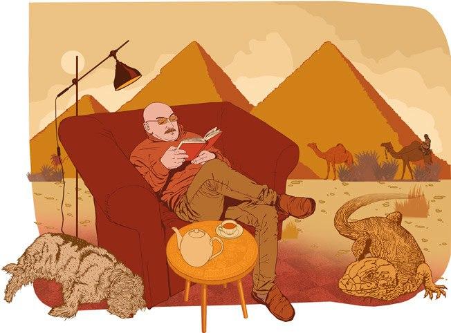 40 и одна книга о путешествиях по разным странам и континентам:
