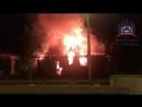 Пожар на Ключевской