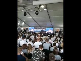 панельная дискуссия с Председателем политической партии ЛДПР Владимиром Вольфовичем Жириновским